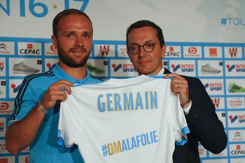 OM : La place de Germain ? Garcia attend la fin du mercato