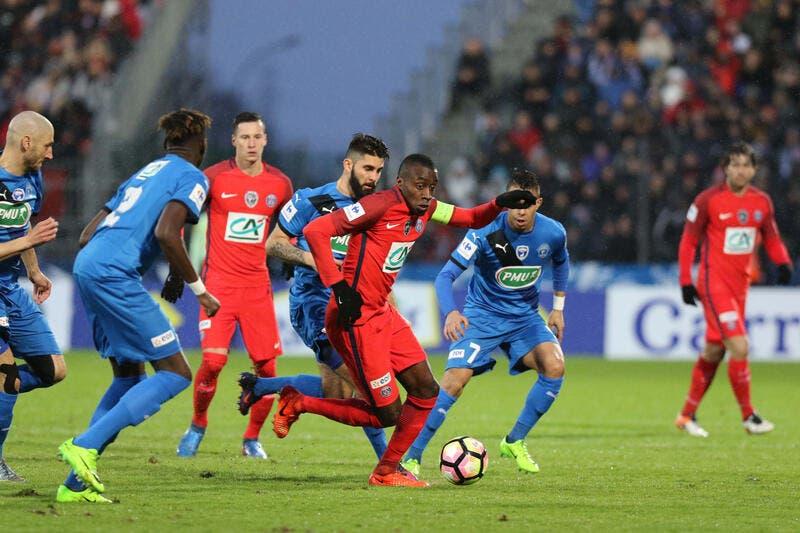 Niort - PSG : 0-2