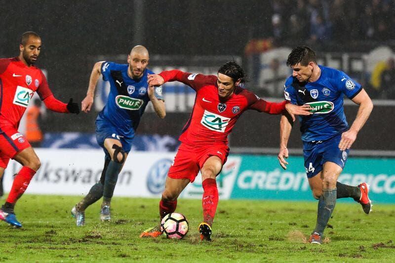 PSG : Emery a vu «une grande équipe» de Paris