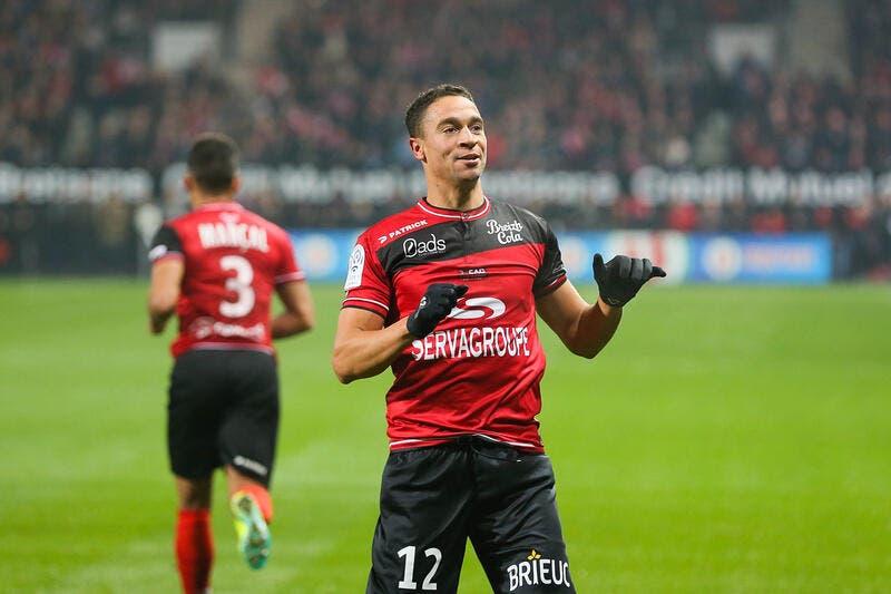 Quevilly Rouen - Guingamp : 1-2