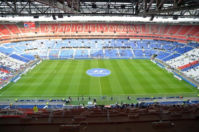 CdL : Le Parc OL déjà plein un mois avant Monaco-Paris SG