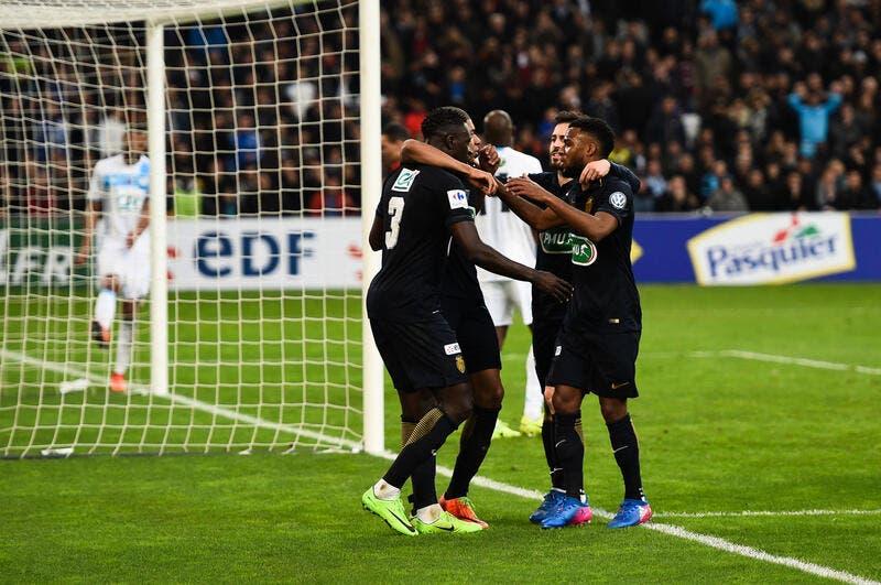 Vidéo: Les sept buts d'OM-Monaco en Coupe de France