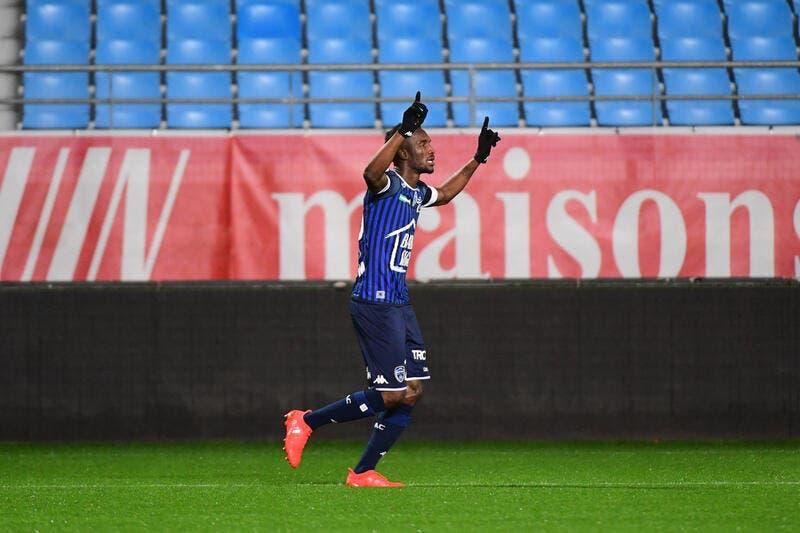 Troyes - Amiens : 4-0