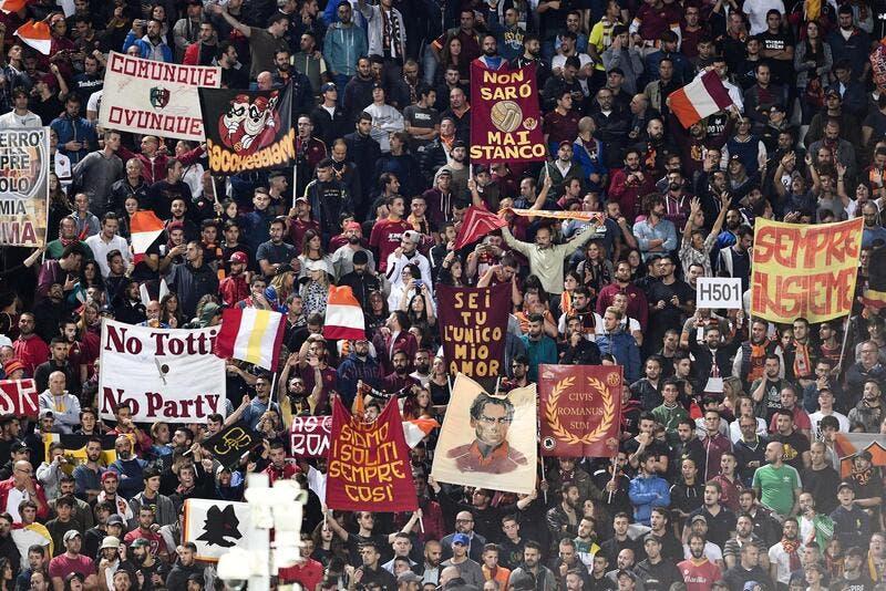 OL: La Roma sans ses tifosis au stade Olympique face à Lyon !