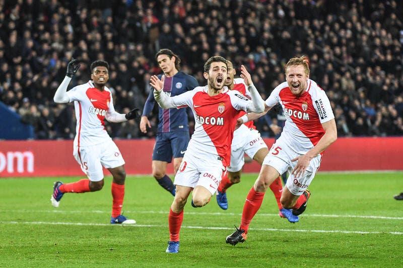 ASM: Cette saison, Monaco passe son temps à humilier le PSG