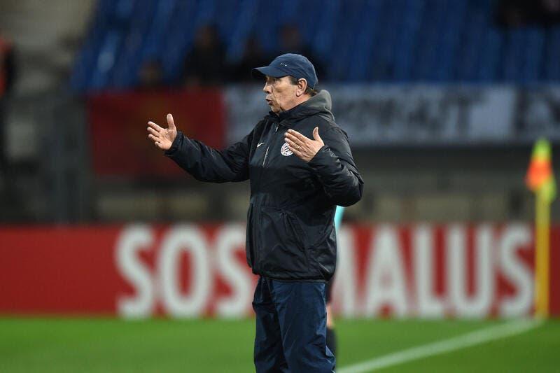 MHSC : Gasset a honte pour Montpellier