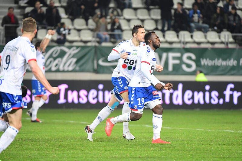 Auxerre - Strasbourg 0-2