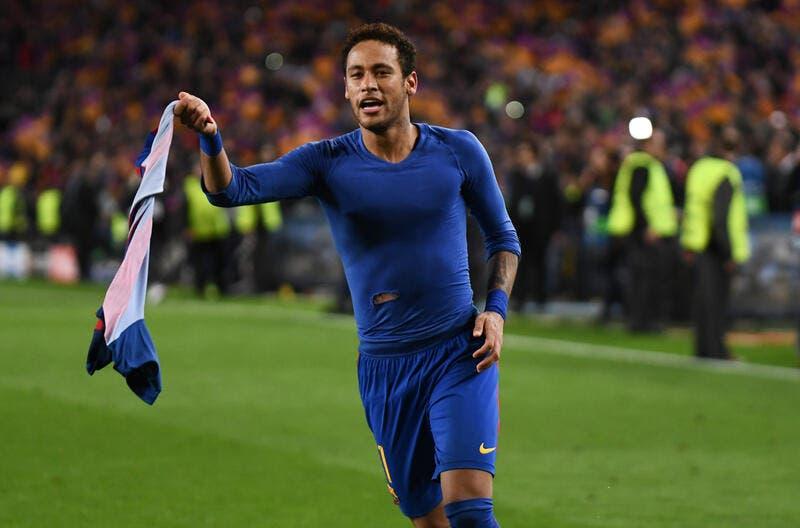 Mercato : Neymar fait un appel du pied vers la Premier League