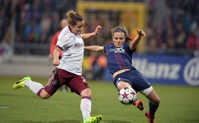 LdC Fém : Le PSG revient bredouille du Bayern Munich