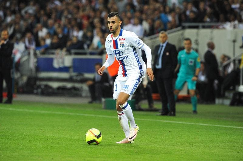 OL : Ghezzal passe la seconde direction Monaco