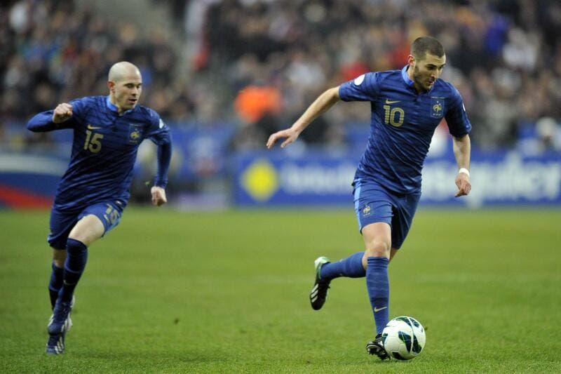 France : Jallet le dit, il manque un joueur du niveau de Benzema