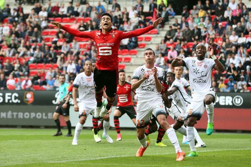 Battu au bout de l'ennui à Rennes, Montpellier n'est pas encore sauvé