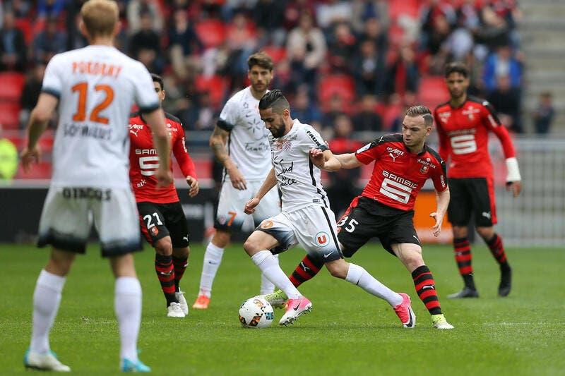 Rennes – Montpellier : 1-0