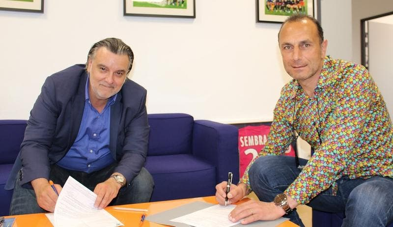 Officiel : Der Zakarian nouvel entraîneur de Montpellier !
