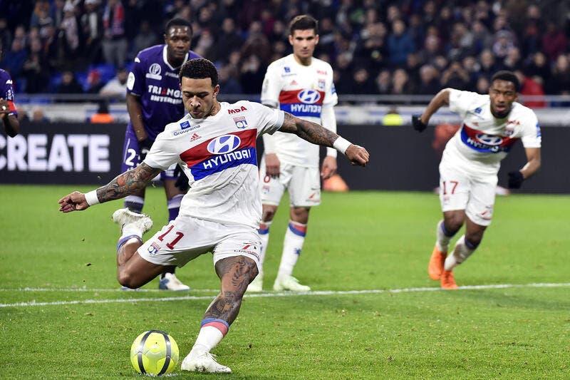 OL: Lyon se lâche et prépare une triple sanction contre Memphis Depay