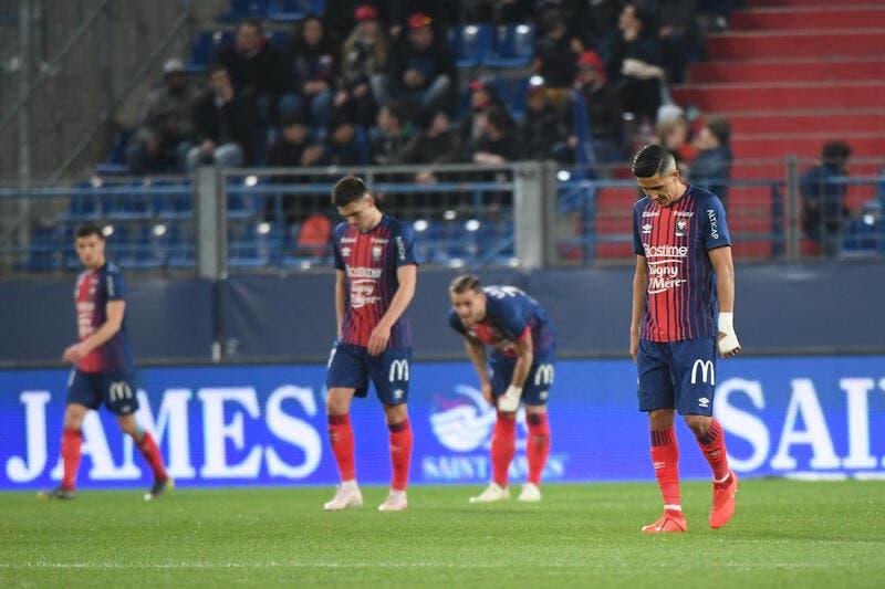L1 : Caen coule, Guingamp en profite et Monaco stagne