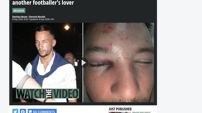 Ang : Drinkwater agressé... et viré après avoir dragué la copine d'un joueur ?