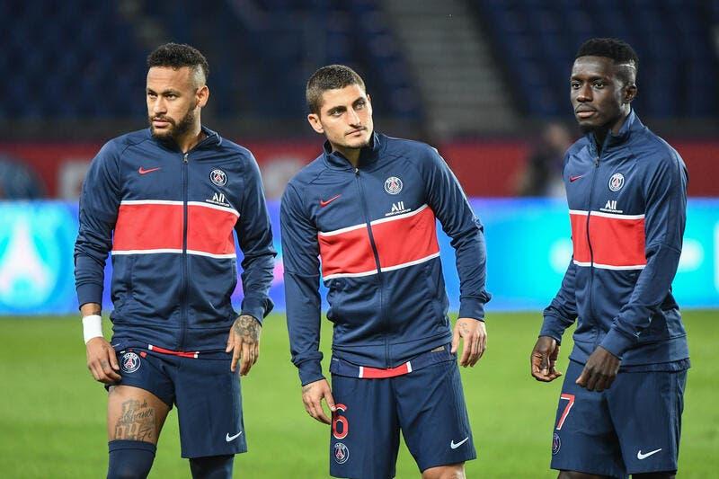 PSG : Face à Metz sans Verratti, avec Marquinhos et Icardi