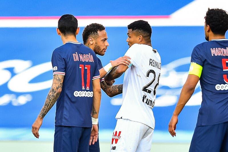 PSG : Neymar provoqué, c'est le monde à l'envers