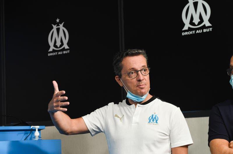 OM : Eyraud, un fan du PSG qui saccage le club pour Di Méco