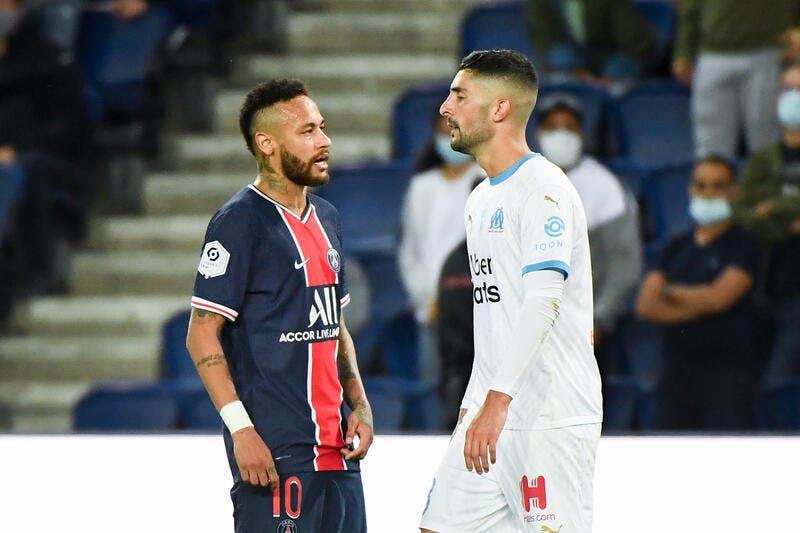 PSG-OM : Neymar a la rage pour défier Marseille