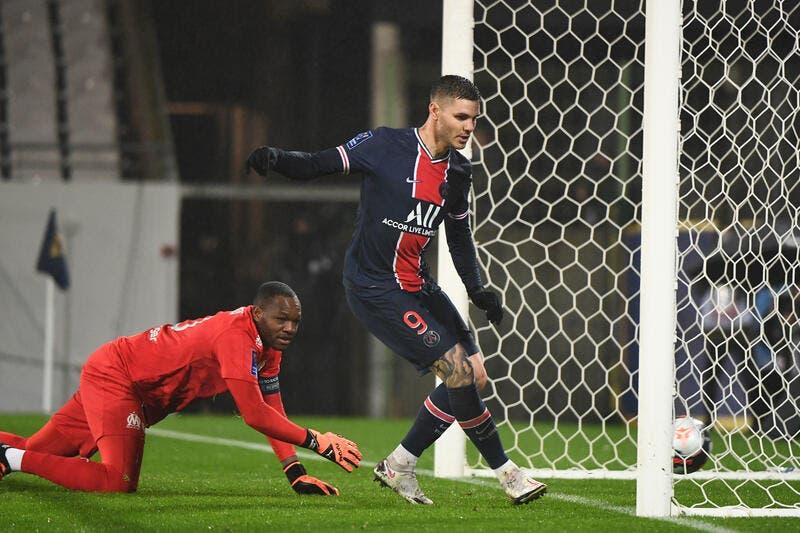 PSG-OM : Et de 10 pour le Paris Saint-Germain !